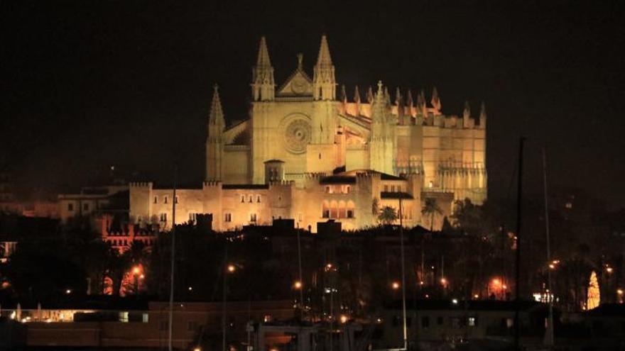 Denkmalschützer kritisieren neues Beleuchtungskonzept für Palmas Kathedrale