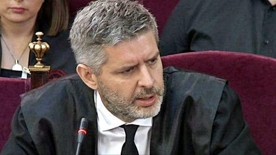 Els advocats critiquen la fiscalia per qüestionar les autoritats penitenciàries