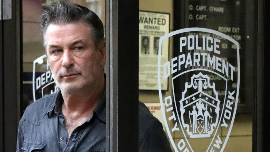 Alec Baldwin, detenido tras una pelea por una plaza de aparcamiento
