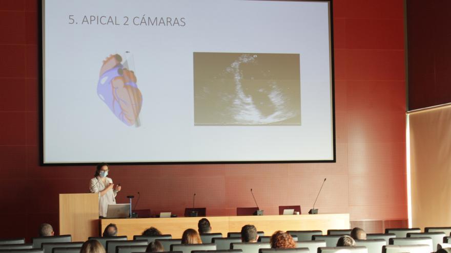 El Hospital del Vinalopó forma a profesionales en cirugía cardiaca