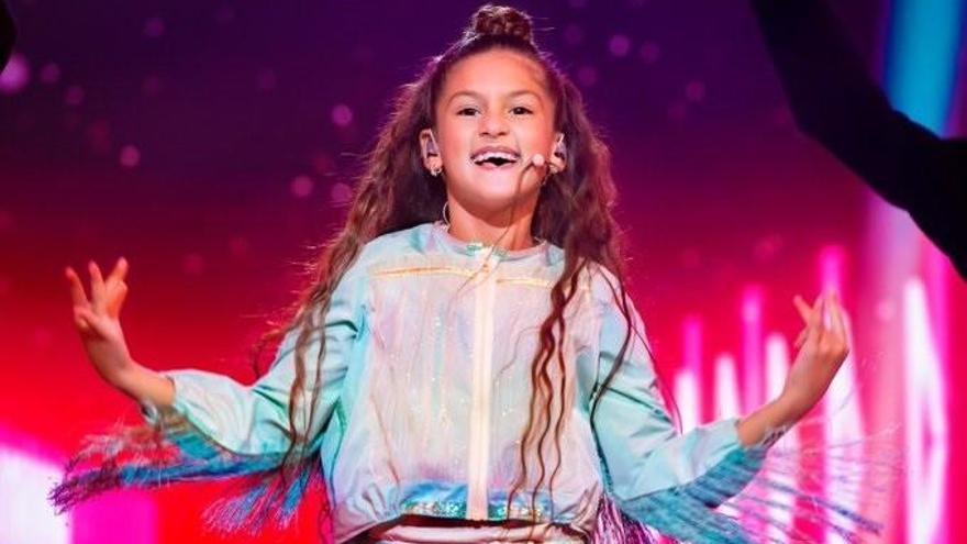 Espanya aconsegueix la tercera posició a «Eurovisión Junior 2020» amb Soleá