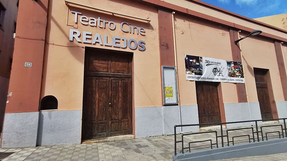 El Teatro Cine Realejos.     E.D.