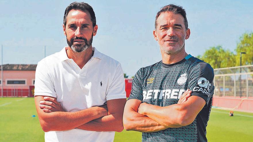 Luis García mejora a Moreno