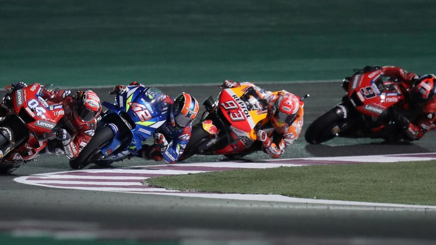 El Mundial de MotoGP aplaza las carreras de Argentina y Estados Unidos
