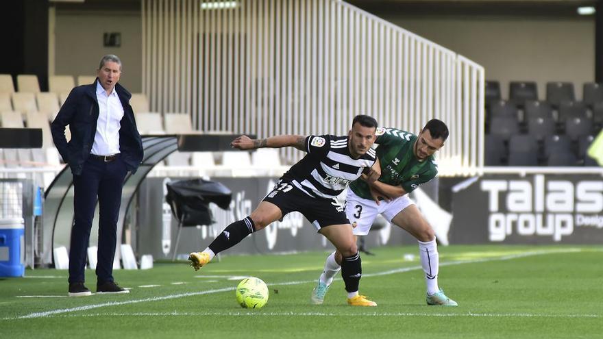 El FC Cartagena se lleva la final por la permanencia ante el Castellón (1-0)