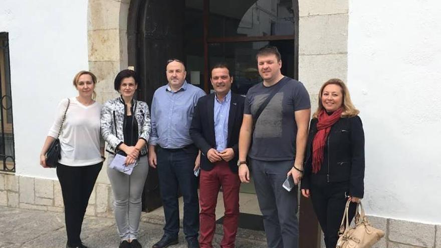 La Diputación anuncia vuelos chárter Castellón-Bielorrusia desde septiembre