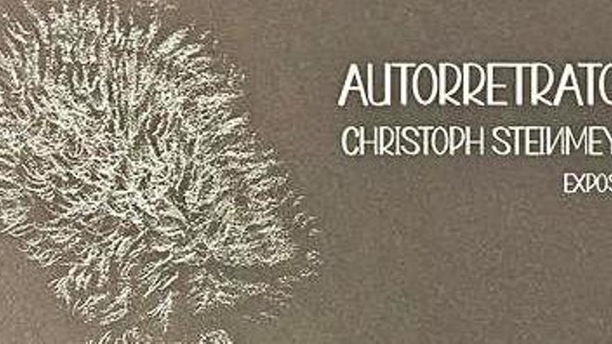 'Autorretratos' de Christoph Steinmeyer en el Ajuntament Vell de Formentera