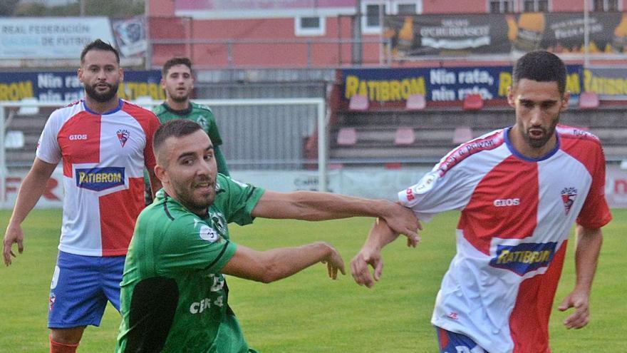 El Arosa busca recuperar crédito ante el UD Ourense