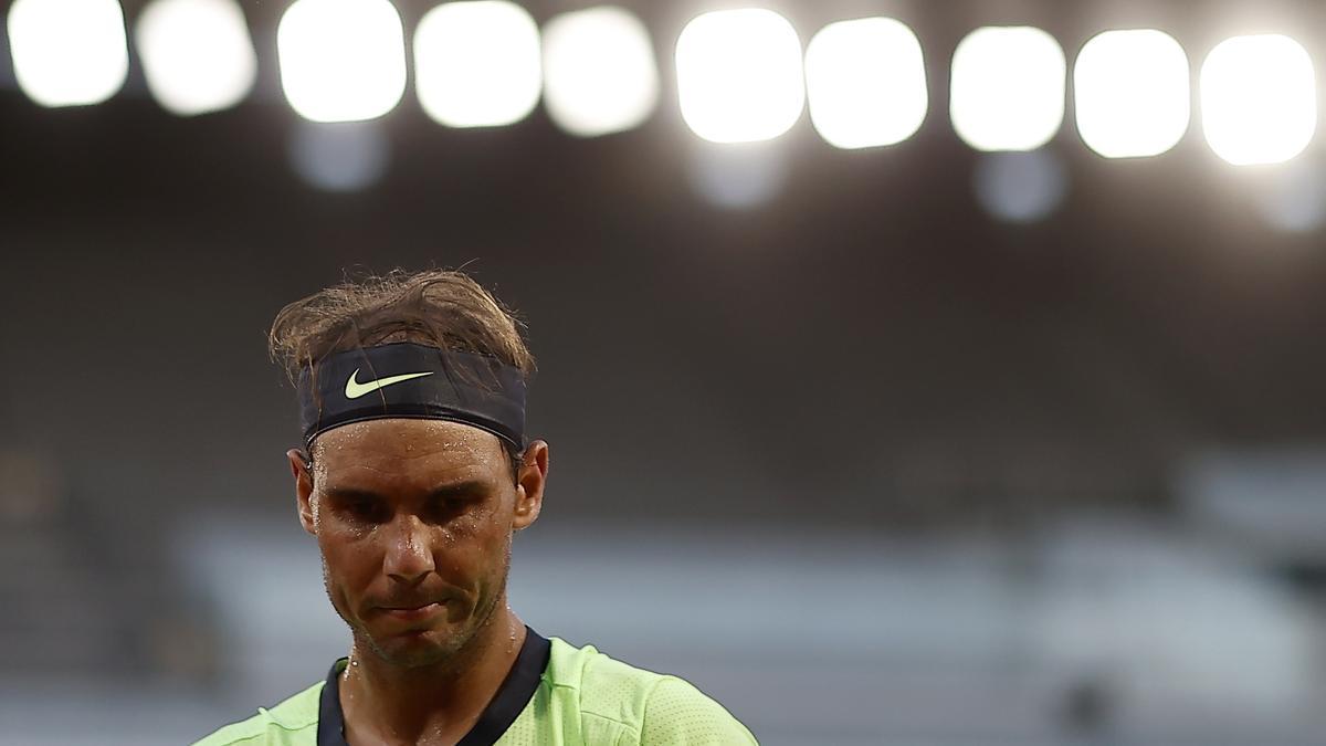 Nadal ha caído en las semifinales de París ante Djokovic tras un partido épico.