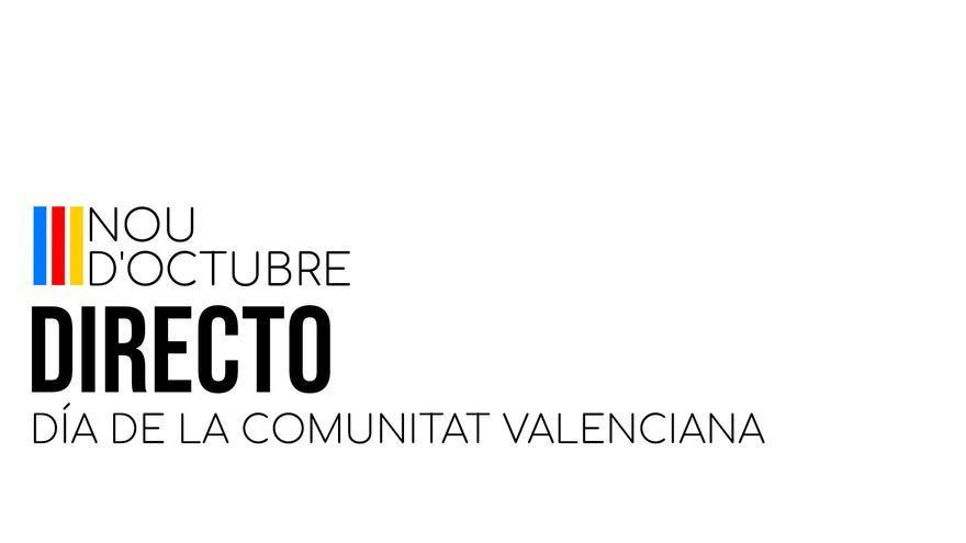 DIRECTO | Manifestación del Nou d'Octubre en el centro de València