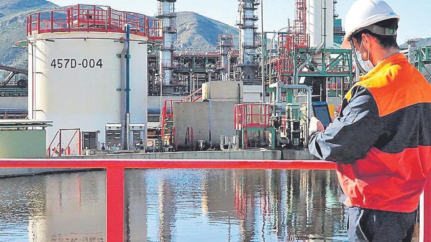 Repsol abrirá en Cartagena una planta de ultrafiltración de agua