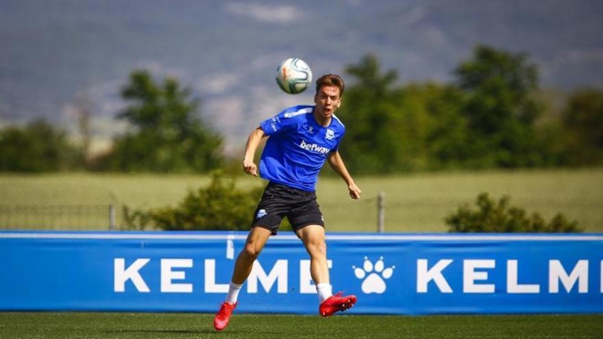 Paulino de la Fuente refuerza el ataque del Málaga CF