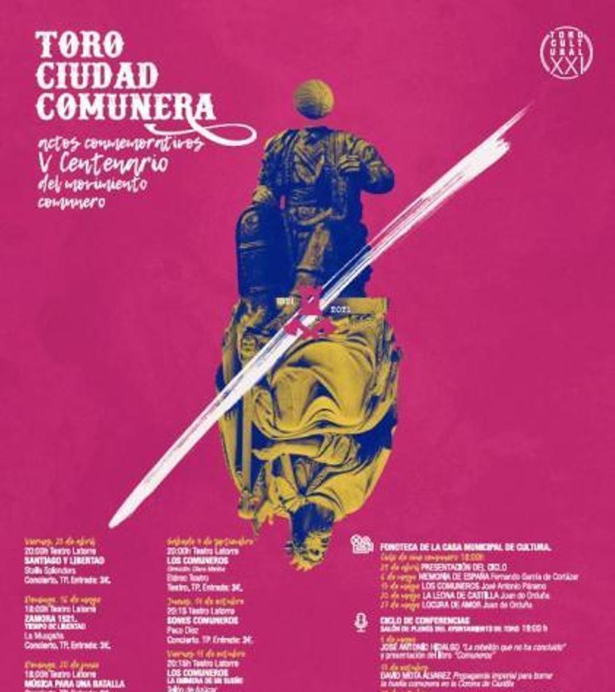 Zamora 1521: Tiempo de libertad