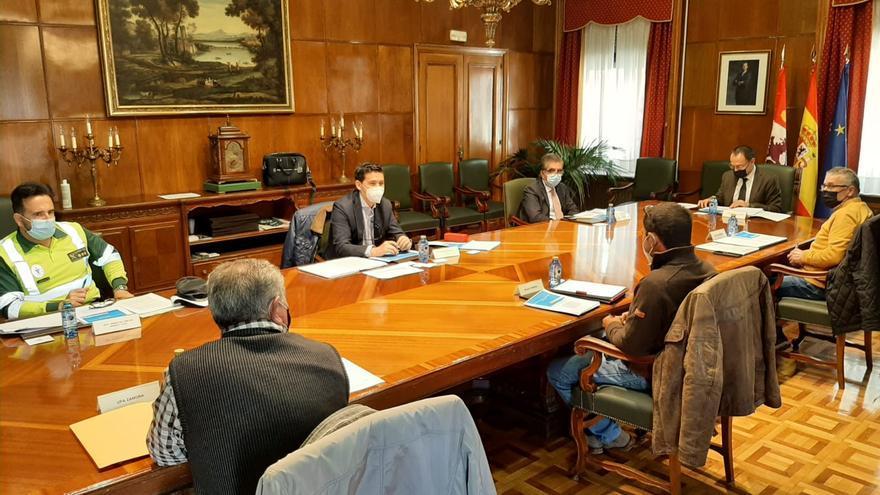 Una mesa de trabajo buscará soluciones a los accidentes provocados por la fauna en Zamora