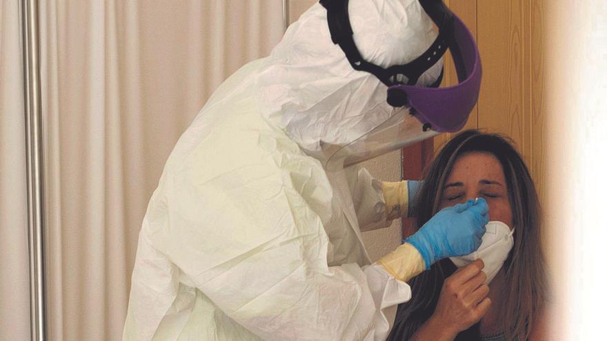 Detectado un brote de coronavirus en un centro de personas con discapacidad de San Javier