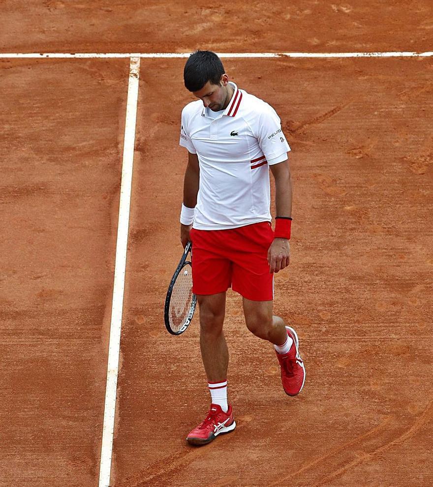 Djokovic: «No me obsesiona nada en la vida»