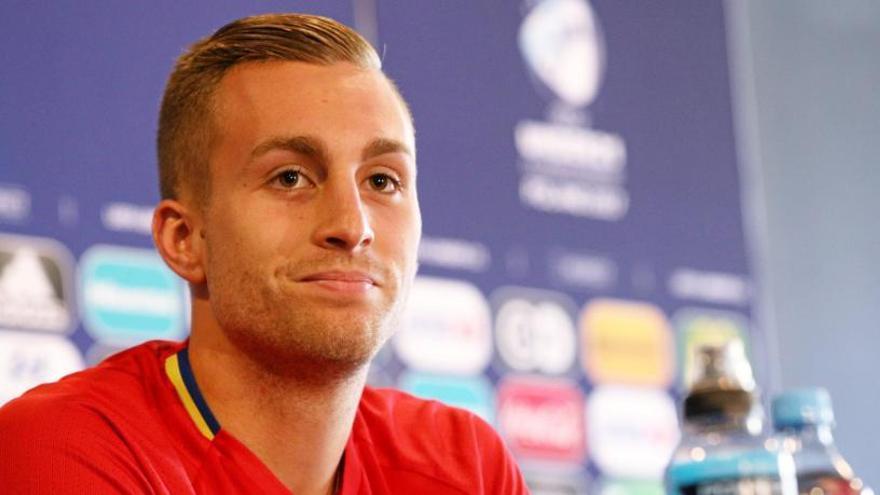El Barça exerceix l'opció de recompra sobre Deulofeu