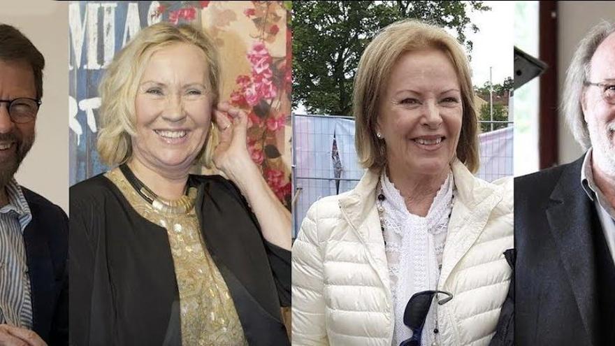 ABBA tornarà l'any 2021 amb cinc cançons noves