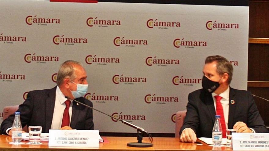 Miñones reivindica el papel protagonista de los empresarios en la recuperación económica