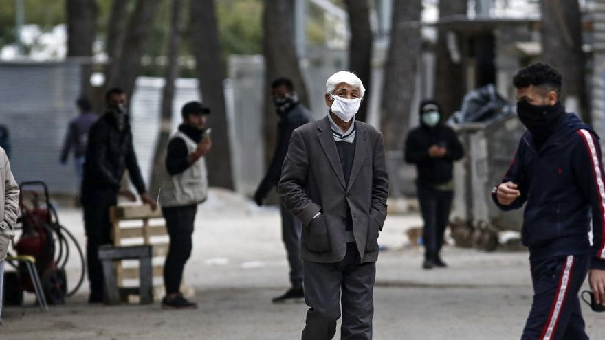 La inacción podría causar una crisis humanitaria en los campos de Grecia
