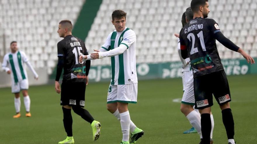 El Córdoba CF hace oficial el traspaso de Alberto del Moral al Villarreal