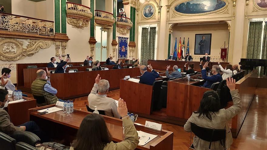 La Diputación de Badajoz destinará 250.000 euros para obras de los ayuntamientos de la provincia