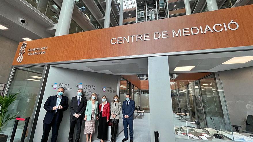 València cuenta con el primer centro de mediación