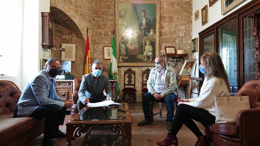 La Junta destina 221.682 euros a mejoras de infraestructuras en Villa del Río