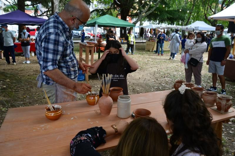 Talleres de cerámica para los niños.     GONZALO NÚÑEZ