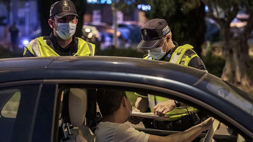 Asima pide que los controles policiales contra los botellones en el polígono de Son Castelló y Can Valero se mantengan