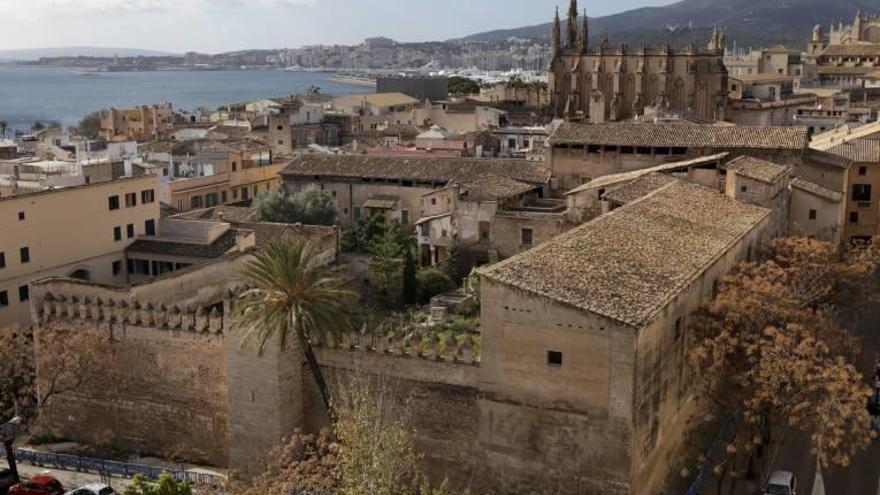 """Nos defendemos de las apetencias del Obispado por Sant Jeroni"""