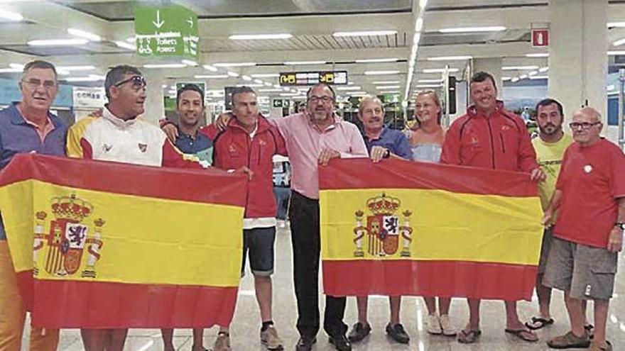 Sureda y Fernández se cuelgan el oro con España en Portugal