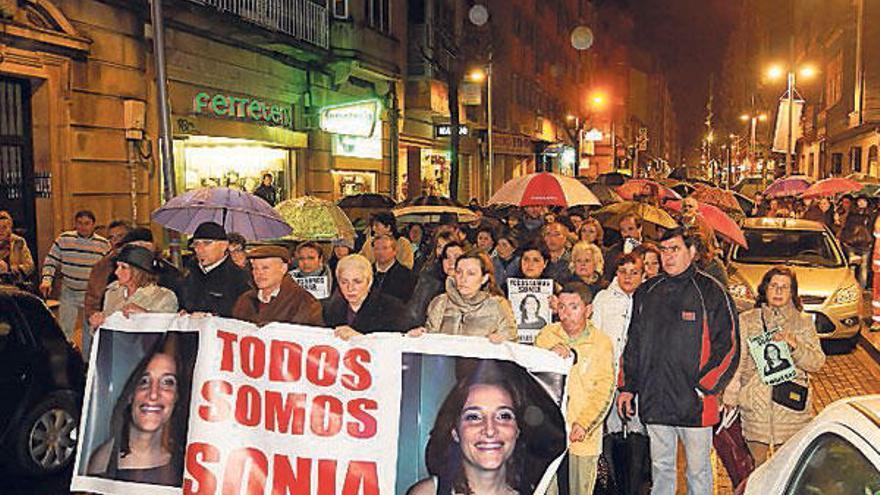 La familia de Sonia Iglesias espera un acto multitudinario en agosto