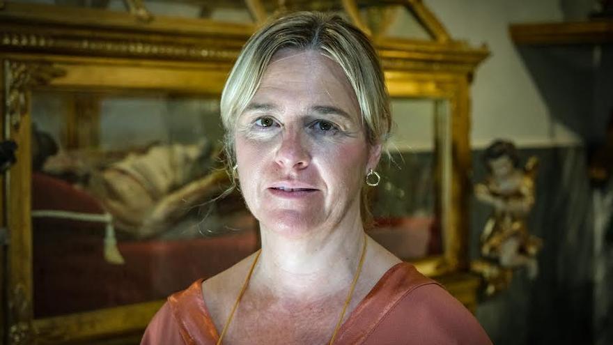 Leonor Celdrán será la pregonera de la Semana Santa de Badajoz