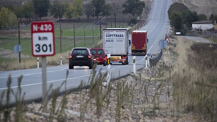 Tres autovías extremeñas que no llegan