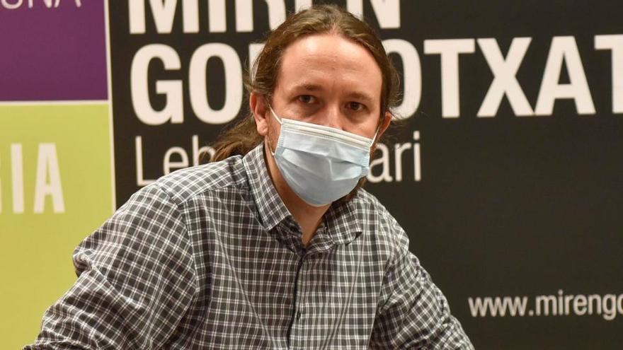 "Iglesias admite la ""derrota sin paliativos"" de Podemos"