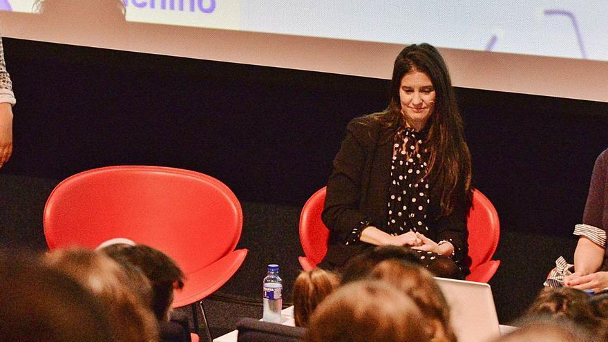 """Tatiana Manso, jefa de I+D de ArcelorMittal en Asturias: """"Para retornar talento falta un ecosistema que fomente la innovación y la creatividad"""""""