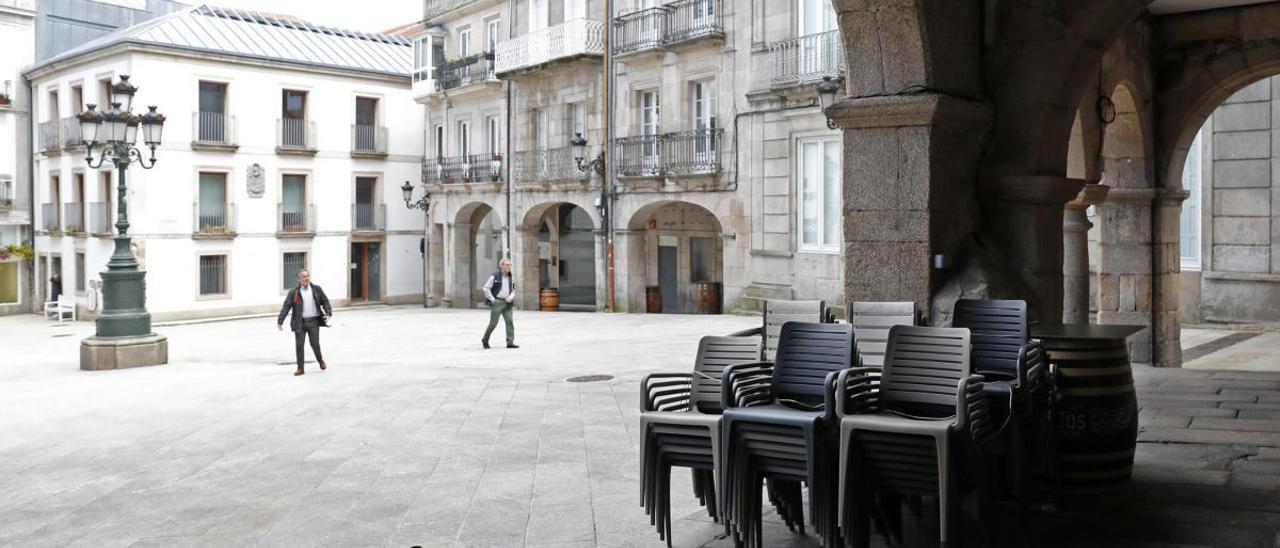 Galicia perdió en 45 días tanto empleo como el que suman bares y restaurantes