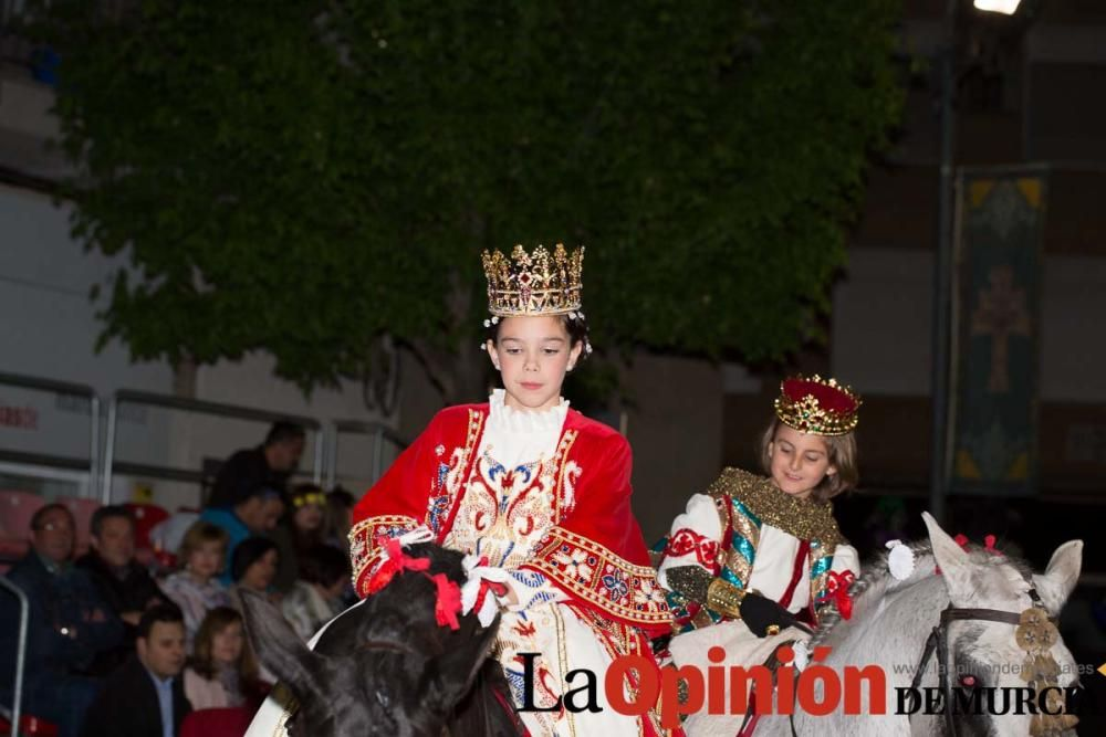Desfile día cuatro (Bando Cristiano)