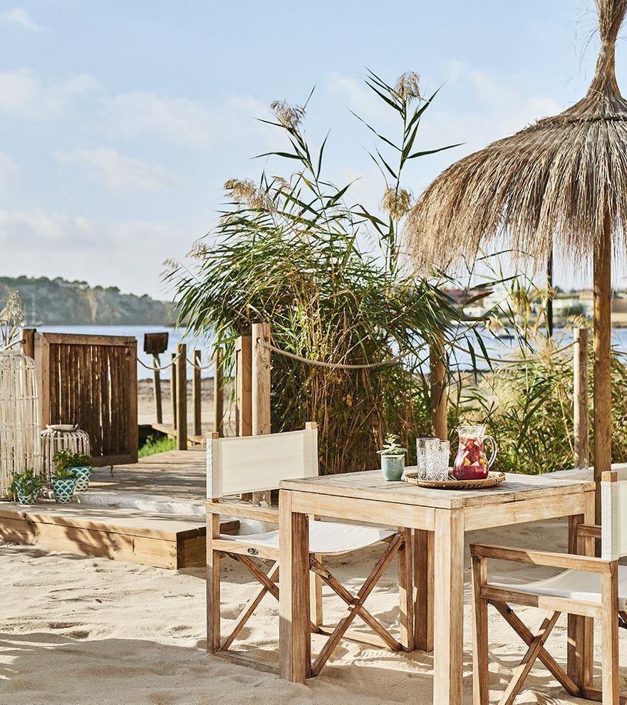 Chambao, el desenfadado restaurante de playa de Nobu Hotel Ibiza