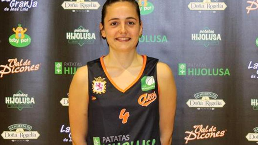 Natalia López, experiencia y tiro para el Milar Córdoba BF
