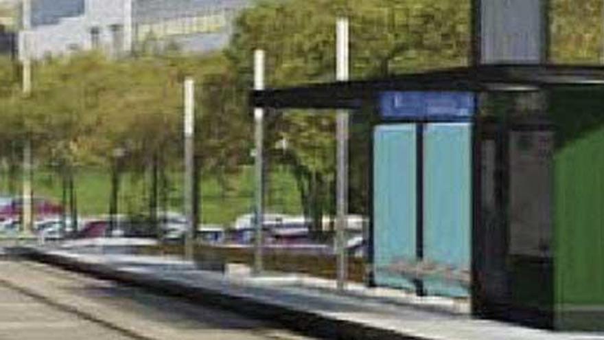 Metro ligero: cuatro proyectos, ni una vía