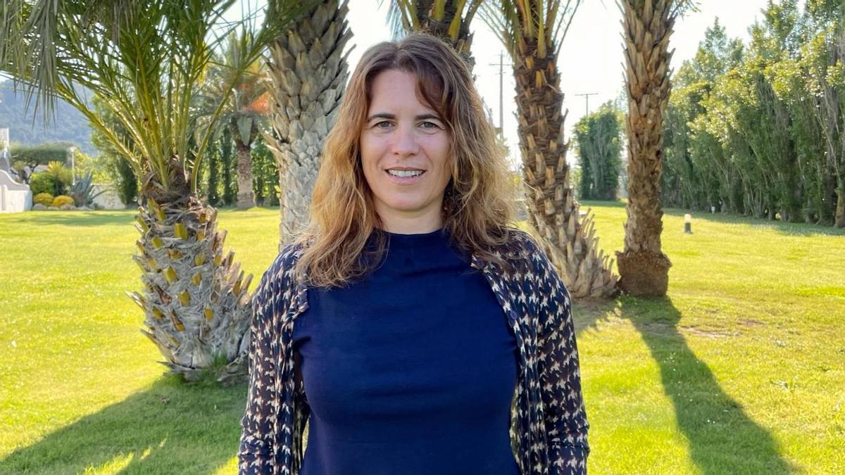 Esther Torrent, nova presidenta de  l'Associació Turística d'Apartaments de Girona