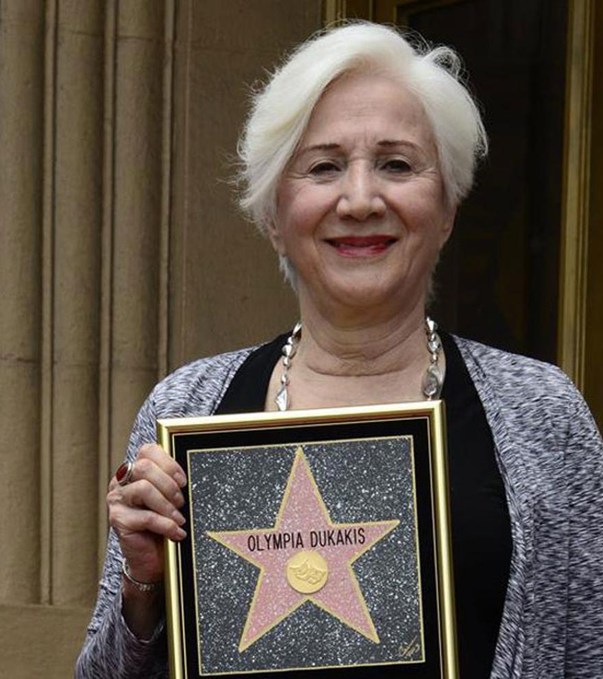 Muere la actriz Olympia Dukakis
