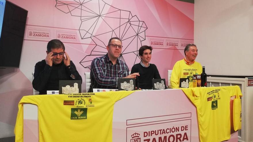 La Media Maratón de Zamora espera superar los novecientos atletas