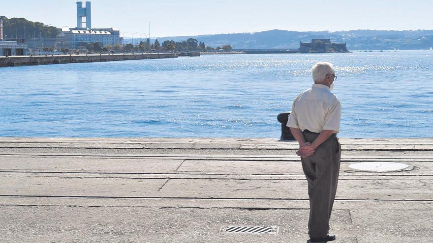 La Xunta propone financiar la fachada marítima de A Coruña en la proporción en que participe