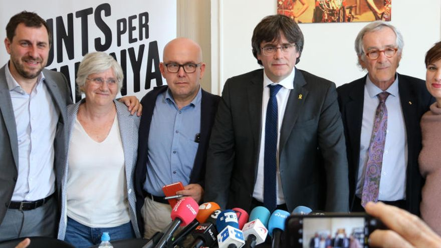 Puigdemont es podrà presentar a les eleccions europees