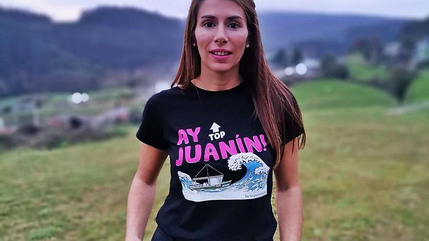 """Camisetas tapiegas para el """"¡Ay, Juanín!"""""""