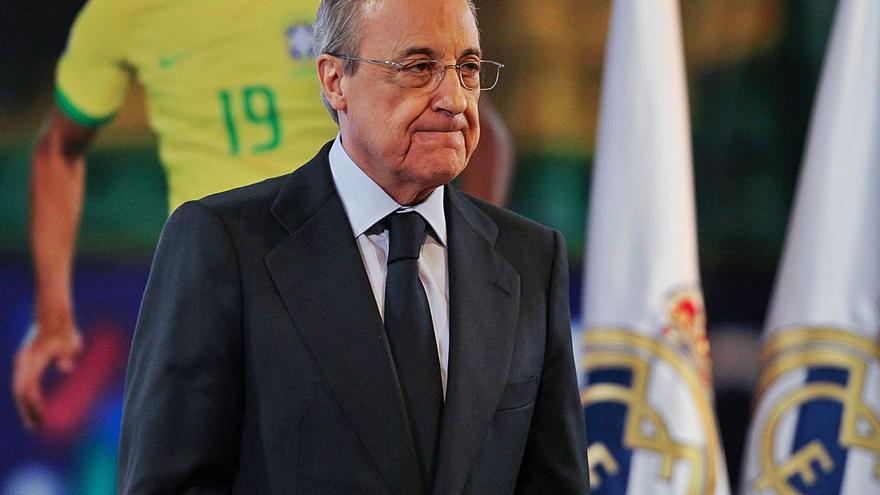 El Real Madrid ataca el plan de Tebas