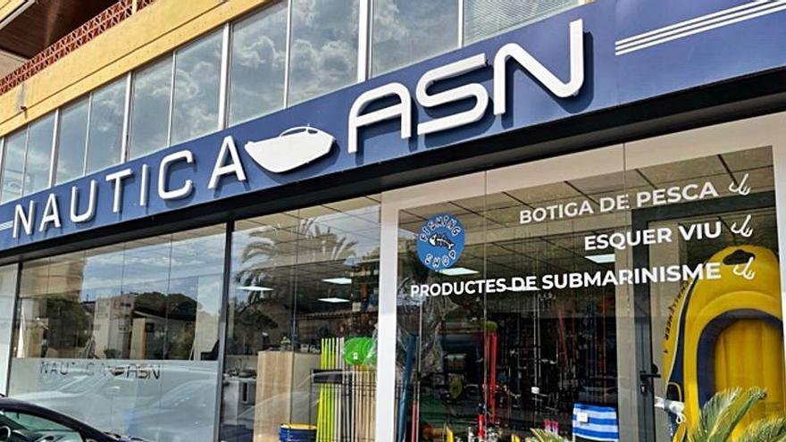 L'empresa Nàutica ASN estrena noves instal·lacions a Santa Margarida